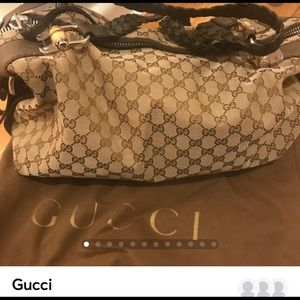 Gucci slouch bag